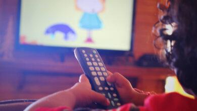 televizyon çocuk